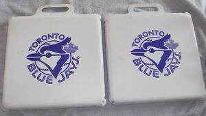Blue Jays seat cushions - pair - from 1991