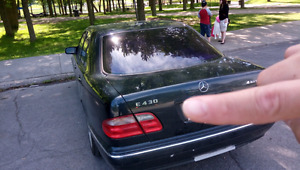 Mercedes E430 for sell