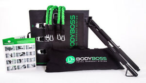 BodyBoss 2.0: The Gym You Can Take Anywhere