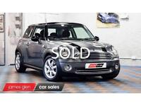 2010 10 MINI HATCH COOPER 1.6 COOPER GRAPHITE 3D 118 BHP
