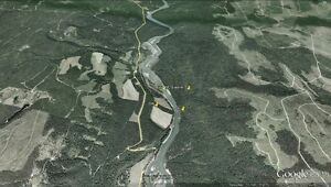 Quesnel River Placer Gold Claim $1500 obo