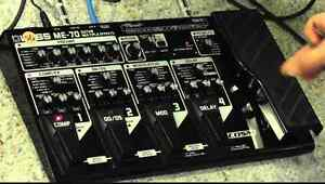 Me 70 multiple effects pedal