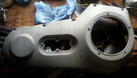 Primary inner and outer covers for Evo and Twin Cam
