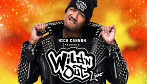 CHEAP ★★Nick Cannon Wild &  Out Live Scotiabank SUN Aug 19 8PM★★