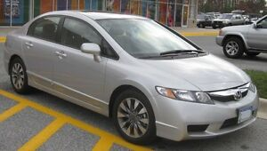 2006-2014 Honda Civic sedan parts COMPLETE VEHICLE