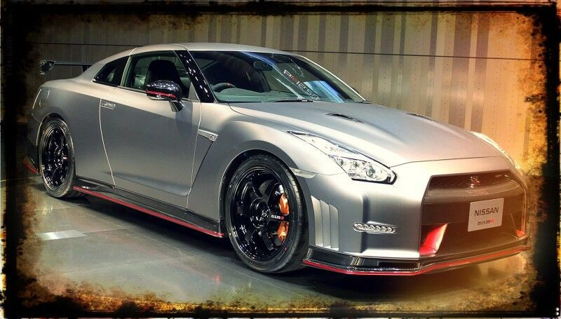 Nissan R35 GTR 3.8 V6 Wossner Forged Piston Kit