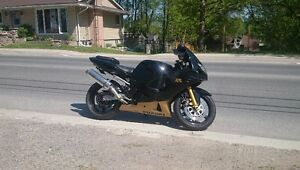 Mint 2001 GSX-R 600 Ready For Spring
