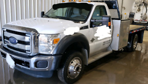 2012 Ford F550 Power stroke Diesel