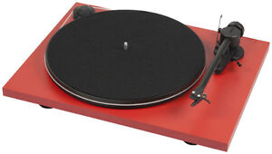 Pro-Ject Turntable.