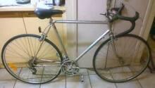 80%OFF BEST MALVERN STAR silver56cm Road RACER Bike Bicycle ALLOY Carnegie Glen Eira Area Preview