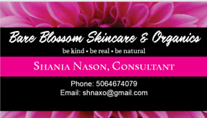 Looking for all natural products? Look no further!!