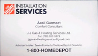 J J GAS AND HEATING SERVICES LTD