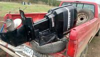 100 mercury outboard low hours priced to sell