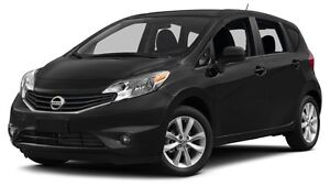 2014 Nissan Versa Hatchback SL - Fully Loaded Model