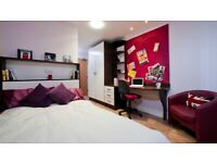 STUDENT ROOM TO RENT IN EDINBURGH. EN-SUITE WITH PRIVATE ROOM, PRIVATE BATHROOM AND SHARED KITCHEN