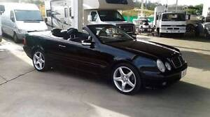 2001 Mercedes-Benz CLK430 Coupe **12 MONTH WARRANTY** West Perth Perth City Area Preview