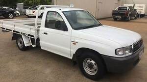 Mazda Bravo B2600 Ute, Utility,  Cab Chassis, Tray Back, 3 seater Warwick Southern Downs Preview