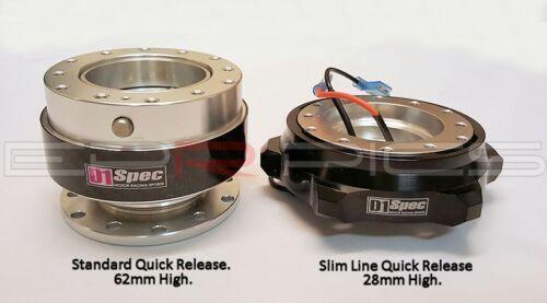 d1 spec slim line steering wheel quick release new ebay