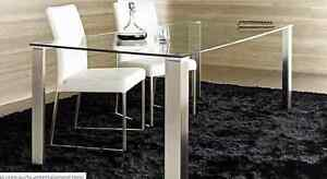 Dining Table - Glass Boronia Knox Area Preview