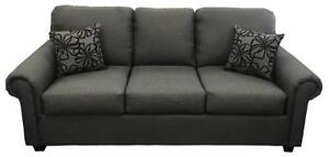 Dark Grey 3 PC Sofa Set (RE702)