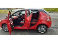 2012 Chrysler yipsilon 1.2 litre, (£30 TAX)