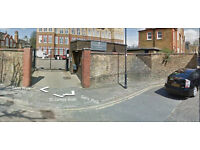 Allocated gated car park in central location in Clerkenwell with 24/7 fob access available now.