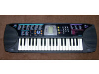 Casio SA-65 Electronic Keyboard/Synth