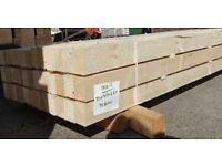 75mm x 75mm x 2.4m timber