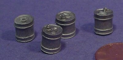 O/On3/On30 WISEMAN MODELS DETAIL PARTS #O197 LARGE ROUND GAS CANS 1/48 SCALE for sale  Paris