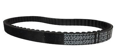 Go Kart Drive Belt Fit Comet / Manco 5959, 203589A Torque Converter