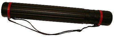 Transportrohr d=6cm 46,5cm-74cm bis A1 Transportköcher