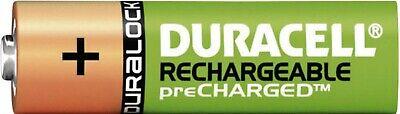 Duracell Recharge Ultra Akku Accu AA Mignon 2500mAh wiederaufladbare Batterie