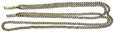 ZOOT SUIT GOLD CHAIN GANGSTER MOB COSTUME DRESS NEW BB117GD (Zoot Suit Chain)