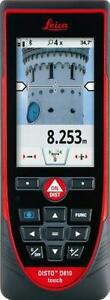 Leica D810 Touch Laser Distance Measure - one year old - $750