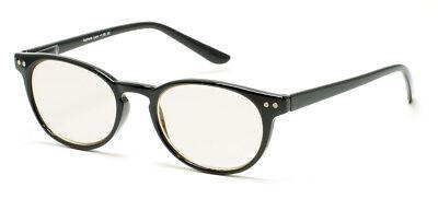 Retro Computer Reading Glasses for Women Men Anti-Glare  Blue Light (Protection Glasses For Computer)