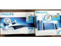 PHILIPS AMBX PC Gaming Light System , Fans & Rumble Strip SGC5101BD / SGC6101BD