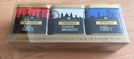 Twinnings - commemorative collection of loose teas