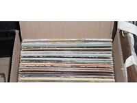 JOB LOT OF CHEAP VINYL LPS. VARIOUS STYLES. GREAT BOOTSALE / MARKET STOCK. WILL SPLIT