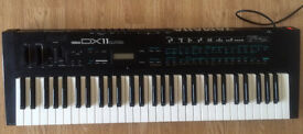 Yamaha DX11 Vintage FM Synthesizer in top condition