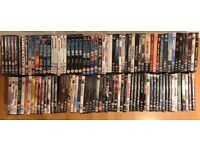 Enormous collection of DVDs (movies + TV shows) - ideal to resell at car boot sale