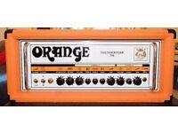 Orange Thunderverb 200 guitar/bass amp head