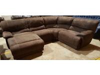 Harveys corner sofa. Can deliver