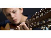 Guitar Lessons in Edinburgh and Midlothian