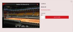The FANchize: #1 Safest & Best Alternative To Expensive Tickets: Featured on CBC, CP24 & More! Raps vs Celts Available!
