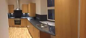 Spacious, new 2 bed flat Arbroath, gas heating, double glazing