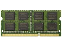 Kingston KVR16LS11/8 RAM 8 GB 1600 MHz DDR3L Non-ECC CL11 SODIMM 1.35 V, 204-Pin 1.5 V Memory Module