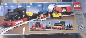 Collectable lego train set - 7727 - from 1983