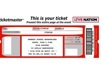 EARTH, WIND AND FIRE~1 PAIR OF FRONT ROW SEATS~MANCHESTER~O2 APOLLO~100% TRUSTED SELLER