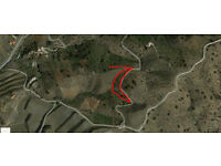 For Sale 6 plots of land in Spain, Málaga, Almogia. Total Area 49607m²