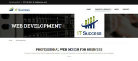 A Brilliant Opportunity to Sell High End Bespoke Web Design Services - Excellent Commission!